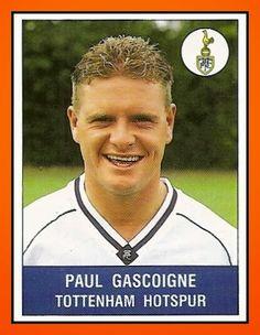 Paul Gascoigne - Tottenham