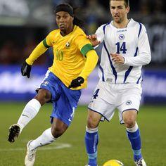 Brazil X Bosnia (right now)