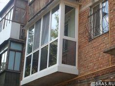 Остекление балконов | Тамбов объявление №4423