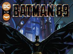 Comics Kingdom, Batman Returns, Iconic Characters, Gotham City, Screenwriting, Tim Burton, Dc Universe, New Books, Novels