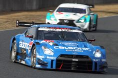 NISSAN GT-R JGTC-500 2014