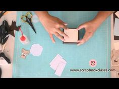 Caja cuadrada con tapa - YouTube