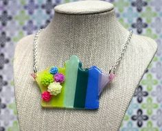 Mod Podge jewelry: 20 project ideas to DIY
