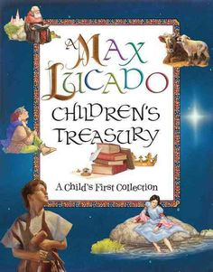 This beautiful collection of Max Lucado's best-selling children's picture books includes: The Crippled Lamb -- This touching tale helps children see that even though they are different, God has a uniq
