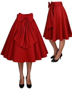 Rockabilly Retro swing skirt in sizes from XS to 4x plus ONLY $39.95