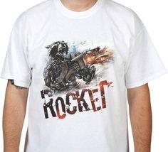 Guardians of the Galaxy T Shirts! | 2. Rocket Raccoon
