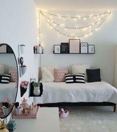 54 Modern and Small Bedroom Interior Design Ideas ! Part 44 Teen Room Decor Ideas Bedroom design Ideas Interior Modern Part small Small Bedroom Interior, Small Room Bedroom, Modern Bedroom, Master Bedroom, Small Rooms, Magical Bedroom, Bedroom Neutral, Pretty Bedroom, Interior Modern