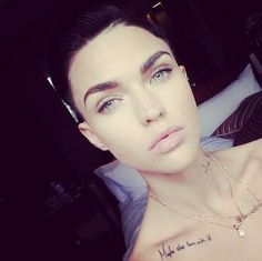 Ruby Rose. Flawless. Just perfection