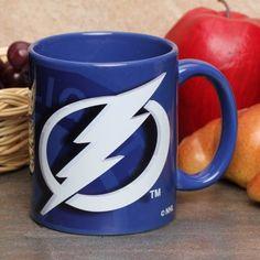 Tampa Bay Lightning 11oz. Sublimated Mug - Royal Blue