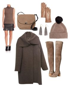 """""""Untitled #5"""" by shiptail ❤ liked on Polyvore featuring Bloomingdale's, Helen Moore, Bailey 44, Seychelles, Eileen Fisher, Sorial and Humble Chic"""