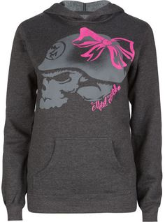 Shop for Bowmont Womens Hoodie by Metal Mulisha at ShopStyle. Now for Sold Out.