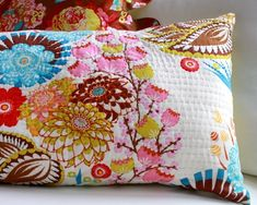 Anna Maria designs the best fabric, need some for my living room throw pillows... that I am going to make... someday.