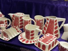 David Panting, Ceramicist at the 10th Art Market at Holmfirth – What I Always Wanted blog   What I Always Wanted