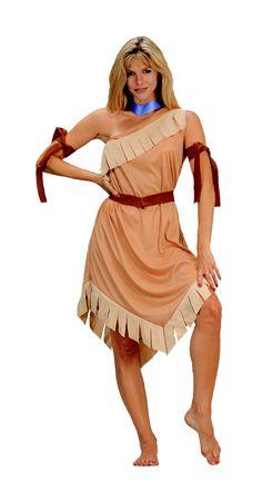 Super Cute Pocahontas costume