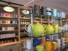 Harney & Sons Fine Teas shop and tearoom in Millerton