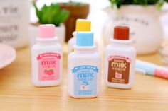 Milk Bottle Correction Tape * FREE SHIPPING on Storenvy