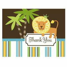 Hallmark 154278 King of the Jungle Thank-You Notes by Hallmark. Save 72 Off!. $2.89. Great Gift Idea.. Manufactured to the Highest Quality Available.. Material: Paper.. Design is stylish and innovative. Satisfaction Ensured.. King of the Jungle Thank-You Notes