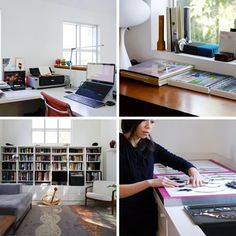 Home Office | Apartment Therapy