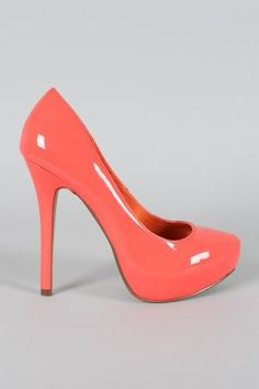 love the color coral