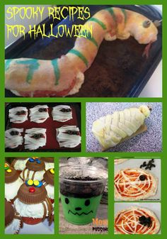 Spooky Recipes for Halloween