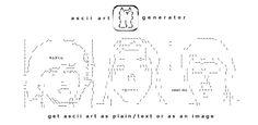 ( ´∀`)< 職人の技が手に入る? 写真を簡単AA化できるアプリ『アスキーアートジェネレータ』が面白いかモナー http://www.tabroid.jp/app/multimedia/2013/03/jp.co.so_da.android.asciiartgenerator.html