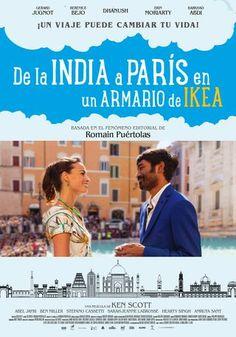 "De la India a París en un armario de Ikea ""The Extraordinary Journey of the Fakir"" de Ken Scott - Recent Movies, New Movies, Movies To Watch, Movies Online, Movies And Tv Shows, Comedy Movies, Hindi Movies, Film Movie, Studio 54 New York"