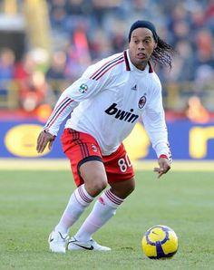 Ronaldinho - Foto dell' AC Milan