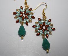 Brooch, Drop Earrings, Jewelry, Fashion, Earrings, Moda, Jewels, Fashion Styles, Schmuck