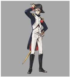 Napoleon Bonaparte, Afterschool Charisma (full cosplay ;3)