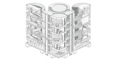 Gallery of The 80 Best Architecture Drawings of 2017 (So Far) - 1