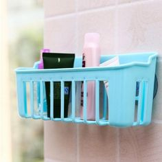 Wall Sucker Edge Plastic Organizer Net Box Kitchen Sink Bathroom Shelf Storage Hanging Towel Holder-in Storage Holders & Racks from Home & Garden on Aliexpress.com | Alibaba Group