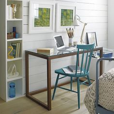 Anderson Desk in Desks | Crate and Barrel