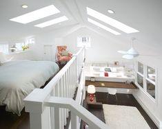 Loft & Mezzanine Bedrooms