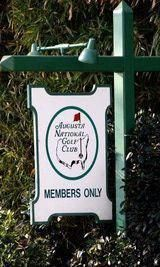 """The """"members only"""" sign near the entrance to Augusta National Golf Club in Augusta, GA Golf Club Reviews, Golf Course Reviews, Ladies Golf Clubs, Used Golf Clubs, Famous Golf Courses, Public Golf Courses, Golf Club Crafts, Augusta National Golf Club, Golf Photography"""