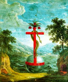 [Carl Jung's Vision of Christ on the Cross]It was not quite life-size, but extremely distinct; and I saw that his body was made of greenish gold.The vision was marvelously beautiful, and yet …