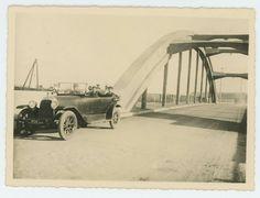 Wiadukt na ul. T. Wendy lata 30-te  Gdynia #dawnagdynia #gdynia Ul, Modernism, Old Trucks, Teak, Antique Cars, Icons, Antiques, Vehicles, Tin Cans