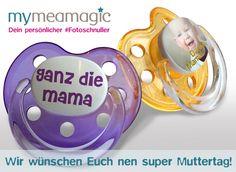 #Fotoschnuller zum #Muttertag