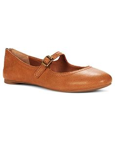 Lucky Brand Shoes, Esmie Mary Jane Flats - Flats - Shoes - Macy's