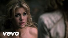 Kelly Clarkson - Behind These Hazel Eyes. I love this song, and am so glad that time in my life is put behind me and I have been able to move on.