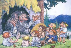 Rolf Lidberg Fairy Sketch, Baumgarten, Kobold, Elves And Fairies, Goblin, Faeries, Pretty Pictures, Gnomes, Bellisima