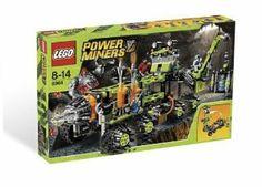 Lego Power Miners- Titanium Command Rig Style# 8964 by LEGO. $199.99. Lego Power Miners- Titanium Command Rig Style# 8964. Lego Power Miners- Titanium Command Rig Style# 8964