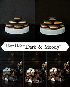 Dark & Moody Photography is a food blogging trend that is here to stay - at least for now. In this post I am going to show you how I take and edit my dark and moody food pictures.