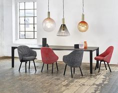 TON Alba Collection - Contract Furniture Store
