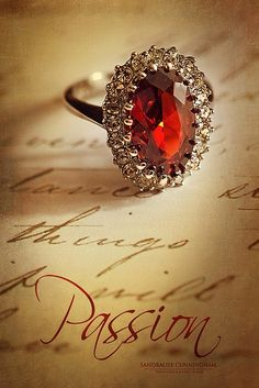 Ruby Rings As Seen in VOGUE Ruby Ring / Engagement Ring w/White Topaz… Swirling Ruby and Diamond Engagement Ring, 45 Antique Rings, Antique Jewelry, Vintage Jewelry, Ruby Ring Vintage, Gold Rings, Gemstone Rings, Ruby Rings, Jewelry Rings, Fine Jewelry