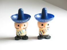Vintage South of the Border Pedro Salt and Pepper by oldstufflove