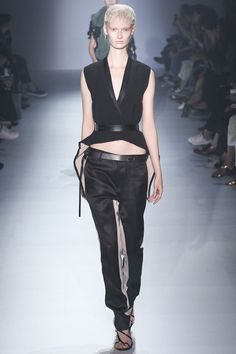 Haider Ackermann Spring 2015. See the whole collection on Vogue.com.