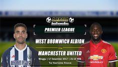 Prediksi West Brom vs Manchester United 17 Desember 2017