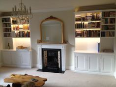 lounges with built in sideboards - Google Search