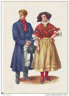 Postcards > Topics > Folklore / Poland - Delcampe.net