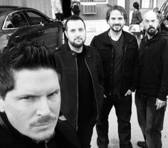 Ghost Adventures: Zak, Billy, Jay and Aaron.